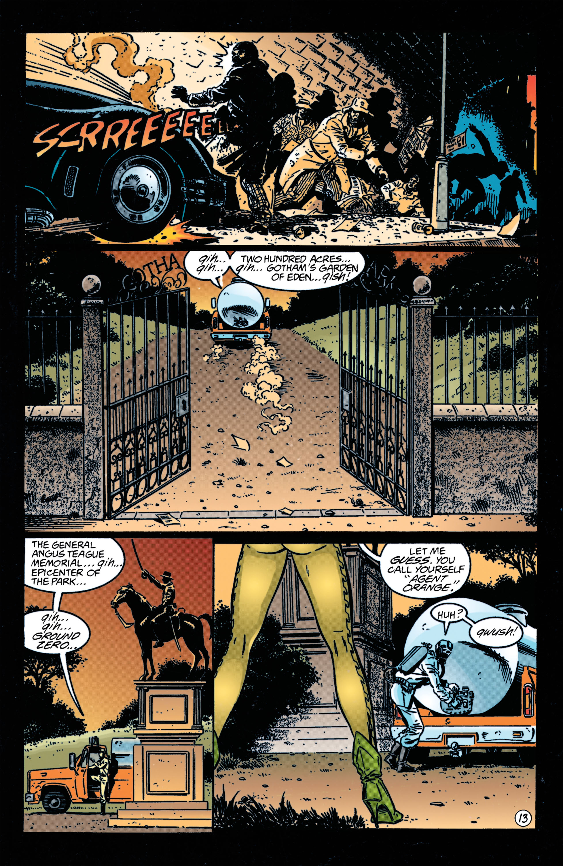 Detective Comics (1937) Issue #694 Page 13