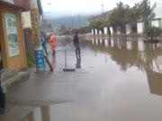 Inundacion Sector La Bajada la bajada ola inv