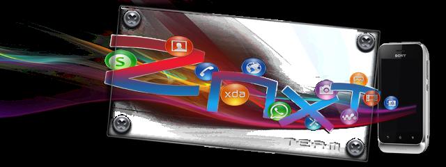 [ROM] ZNXT v7 Sony Xperia Tipo