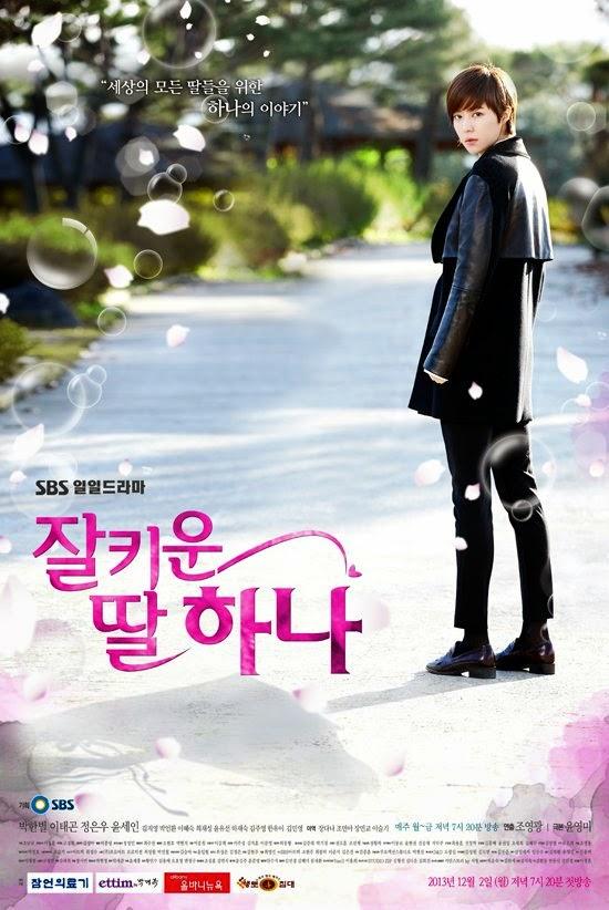 """Wallpaper Drama Korea """"A Well Grown Daughter, Hana"""""""