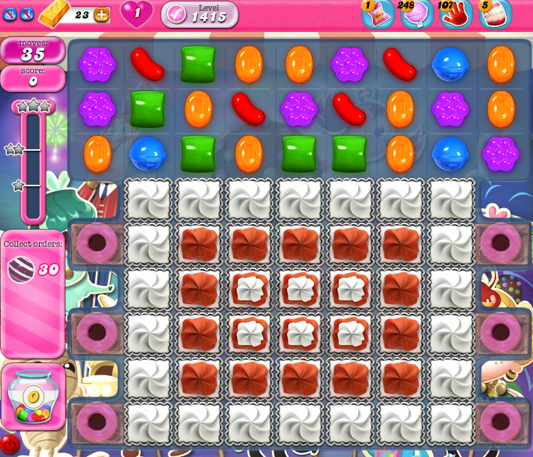 Candy Crush Saga 1415