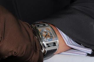 Wristshot montre Maîtres du Temps Chapitre Deux
