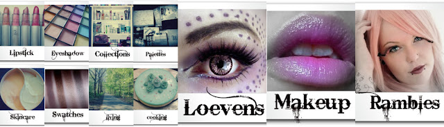 *Loevens makeup rambles*