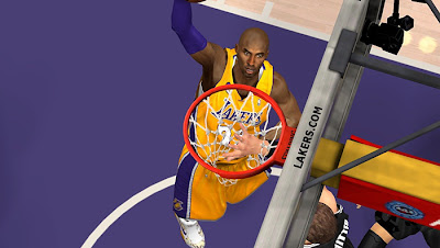 NBA 2K13 Kobe Bryant #PrayForKobe Injury