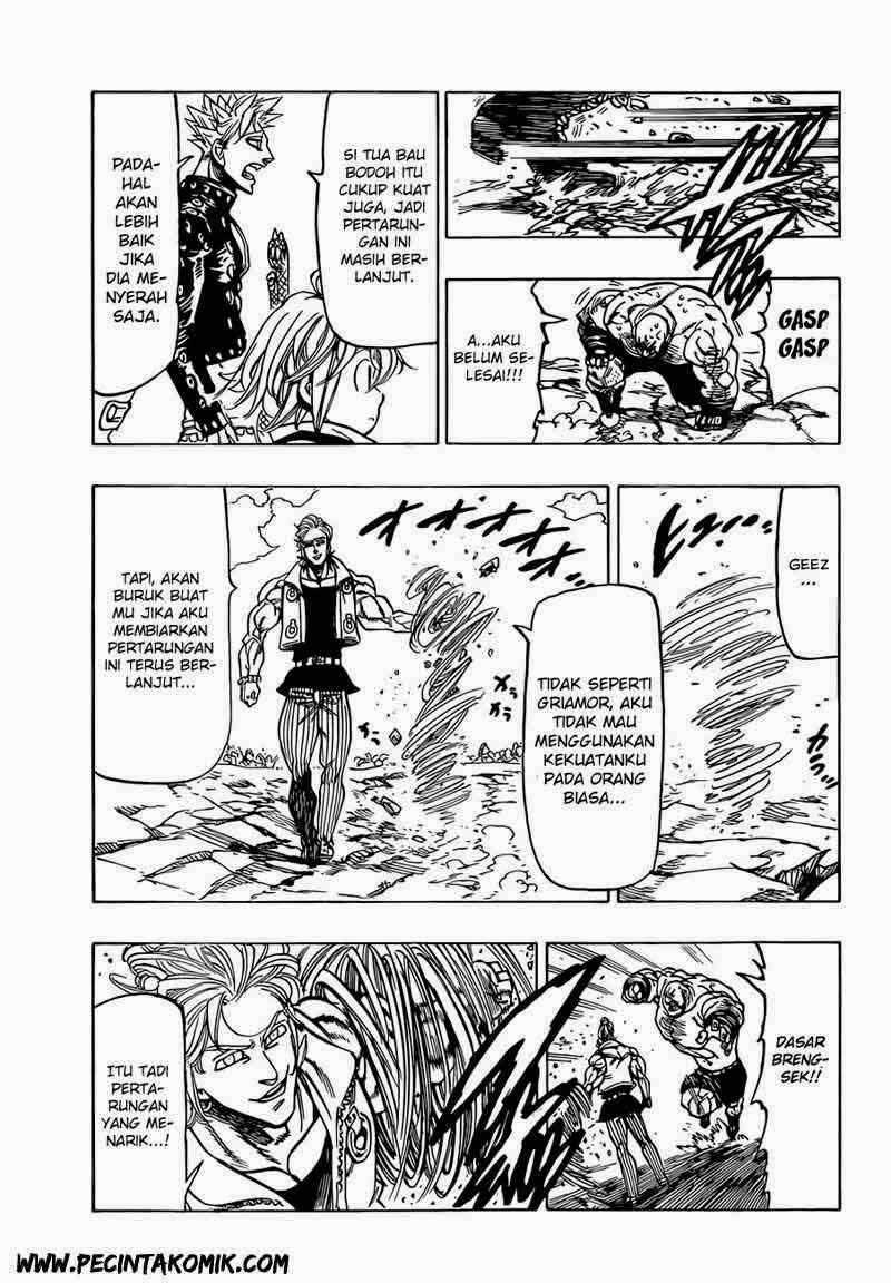 Nanatsu No Taizai Chapter 33-16