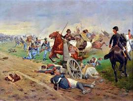 BATALLA DE TUCUMÁN (24-25/09//1812) MANUEL BELGRANO Vs REALISTAS (Españoles).