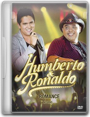 Capa Humberto & Ronaldo   Romance   Ao Vivo   DVDRip