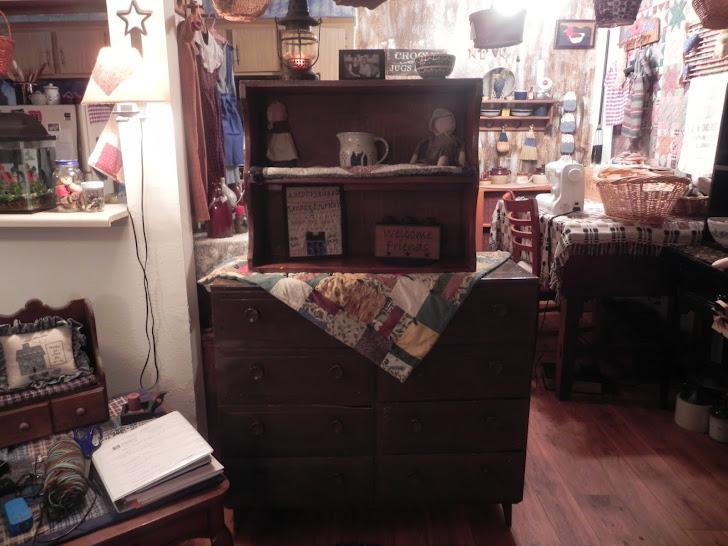 mark's vintage dresser