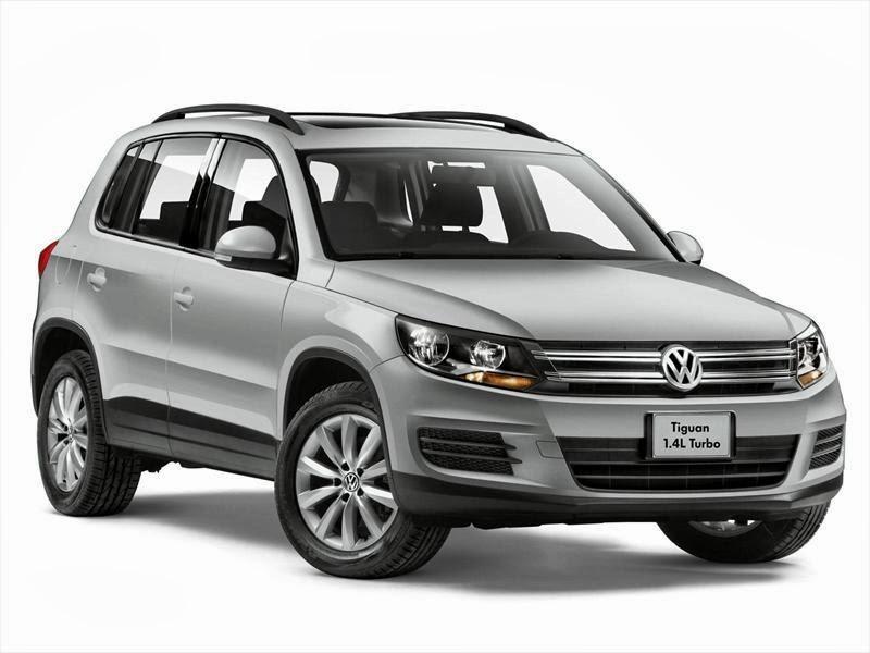 Ficha Técnica Volkswagen Tiguan 1.4 TSI