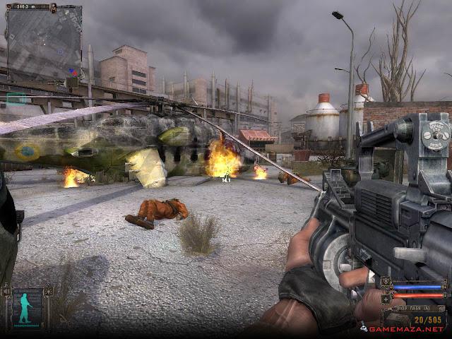 Stalker 1 Shadow of Chernobyl Screenshot 1