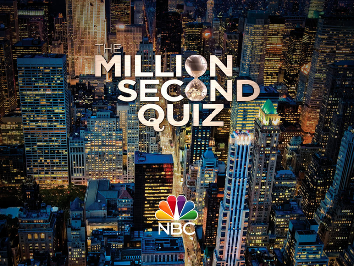 The Million Second Quiz App iTunes App By NBC Universal, Inc. - FreeApps.ws
