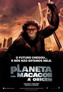 Novo 'Planeta dos macacos' coroa a era dos primatas digitais no cinema.
