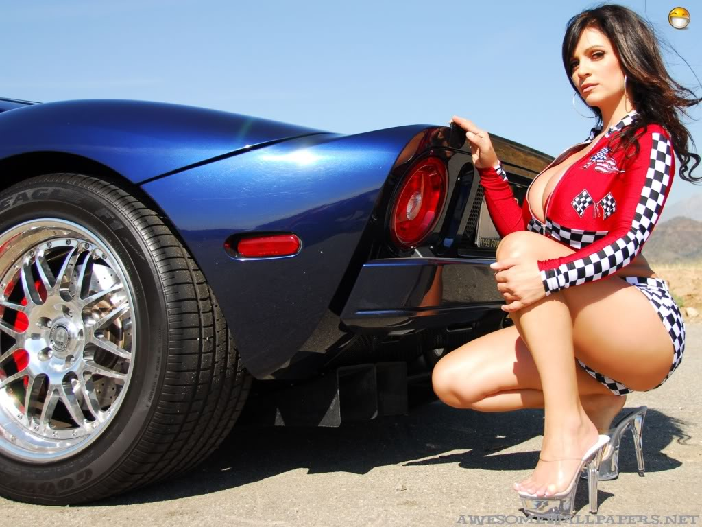 tuning girl hot