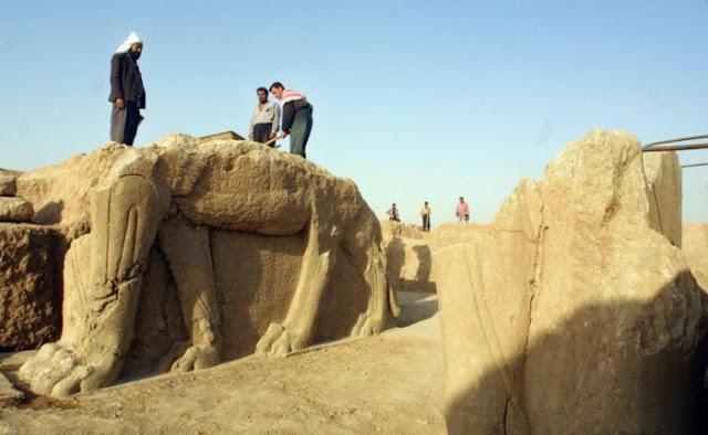 10 памятников мирового наследия, уничтоженных боевиками и религиозными фанатиками