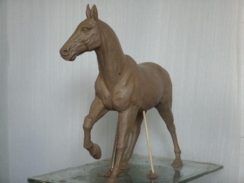 ม้าของจูล่ง