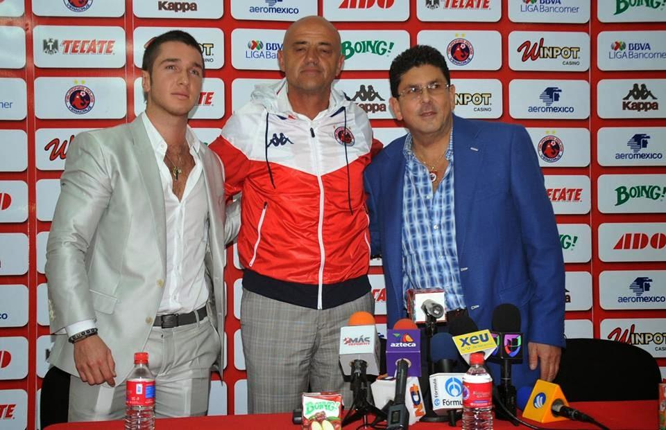 Nuevo entrenador de Veracruz