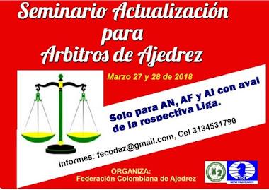 FECODAZ: Clínica de Actualizacion para Arbitros (Dar clic a la imagen)