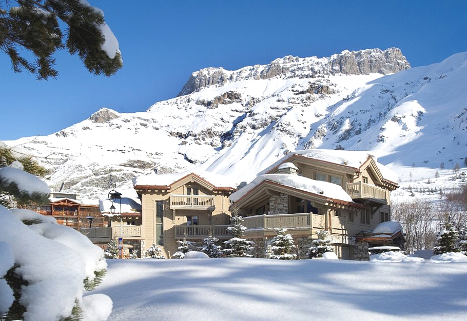 Chalet White Pearl Val D Is 232 Re French Alps