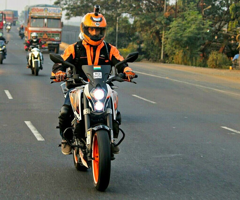Excellent Power, Value For Money But Overheats | KTM Duke 390 User Review by Nikhil Joshi ...