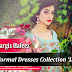 Pakistani Formal Dresses Collection 2015 By Nargis Hafeez | Autumn/Winter Dresses For Girls