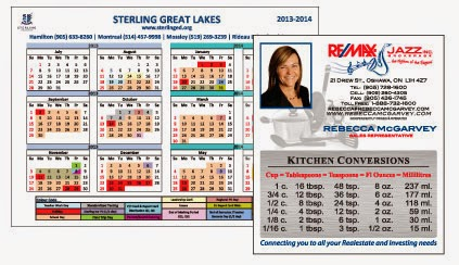 order your full colour calendar magnets at Just Direct Promotions