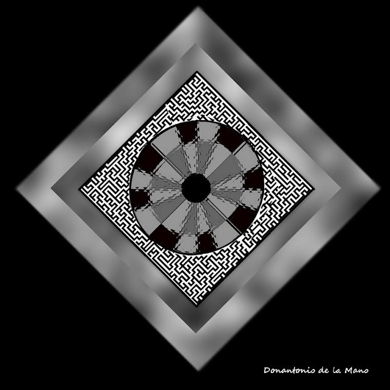 Mandala Neutra Labirinto 3
