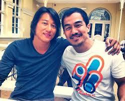 Joe Taslim Dan Sung Kang