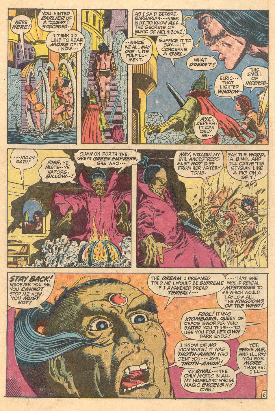 Conan the Barbarian (1970) Issue #15 #27 - English 7