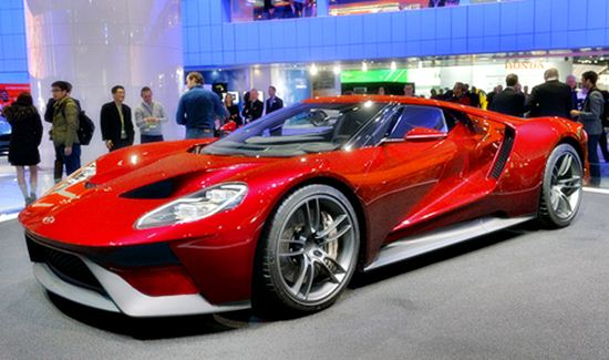 Ford Gt Series Price And Release Date