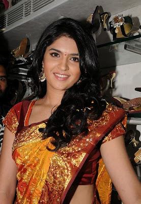 deeksha seth at chandana brothers room photo gallery