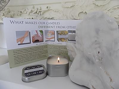 creative Energy candle