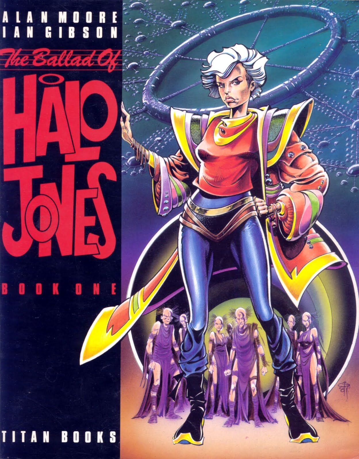 The Ballad of Halo Jones