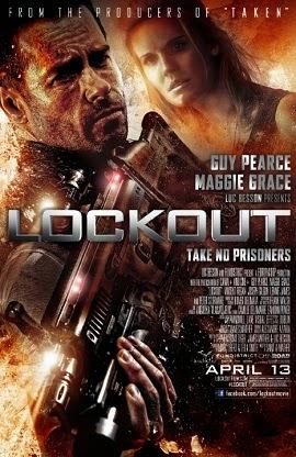 Xem Phim Cuộc Đình Công - Lockout