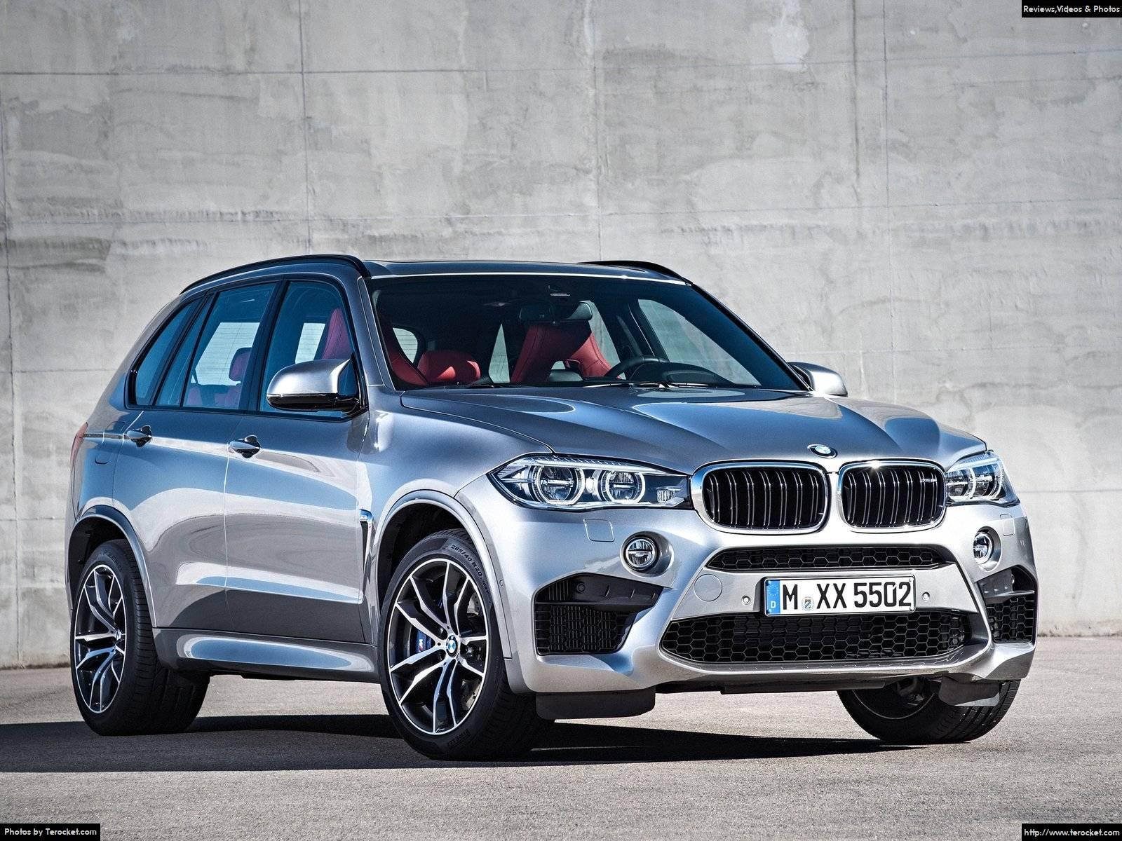 Hình ảnh xe ô tô BMW X5 M 2016 & nội ngoại thất