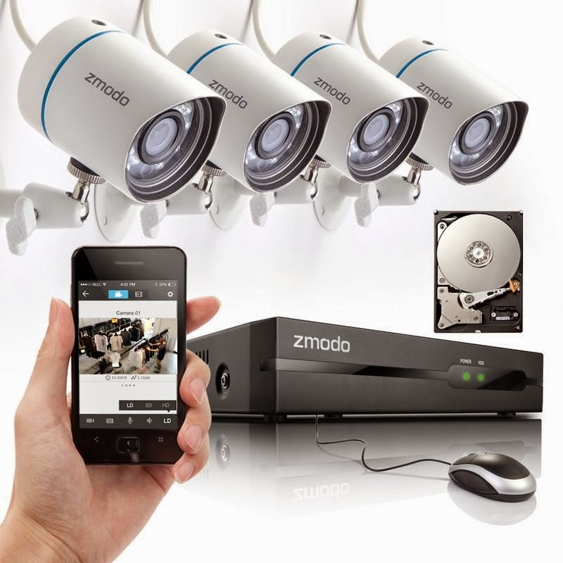 Top Five Security Camera Manufacturers