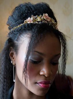 Peinados de boda de invierno