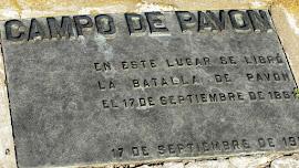 BATALLA DE PAVÓN (17/09/ 1861). SIGNIFICÓ EL FIN DE LA CONFEDERACIÓN ARGENTINA.