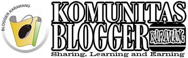 Blogger Karawang