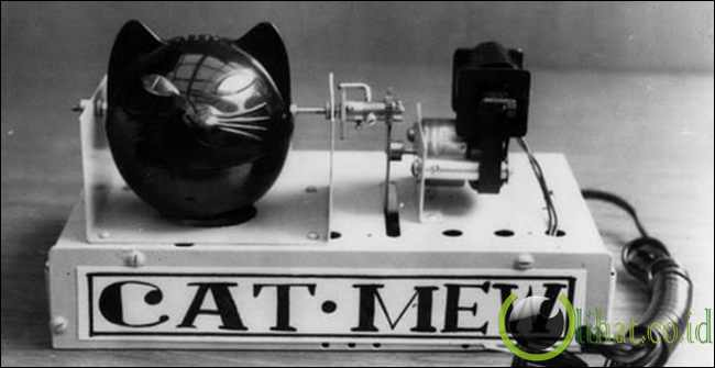 Cat-Mew Machine, 1963