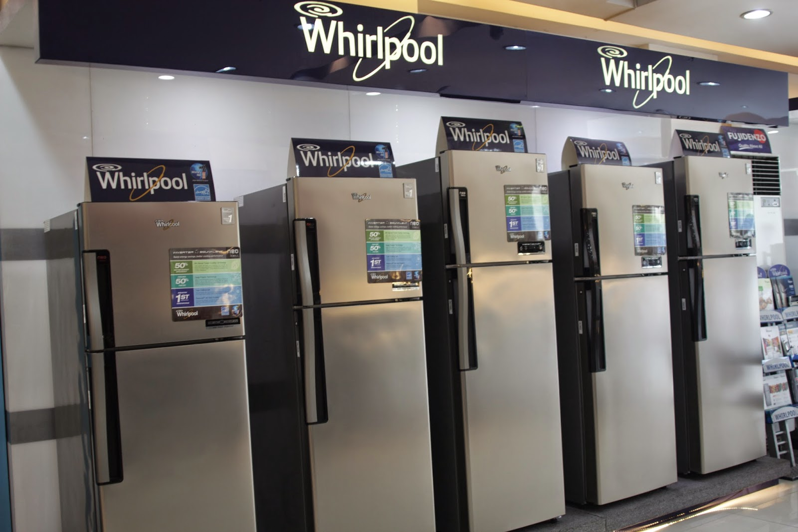 7 Reasons Why I love the New Whirlpool Neo iCHILL Refrigerator ...