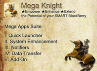 Mega Knight Premium 1.3.2 for Blackberry