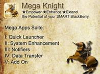 Mega Knight Premium 1.3.2 for Blackberry