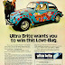 a VW bug contest give away car