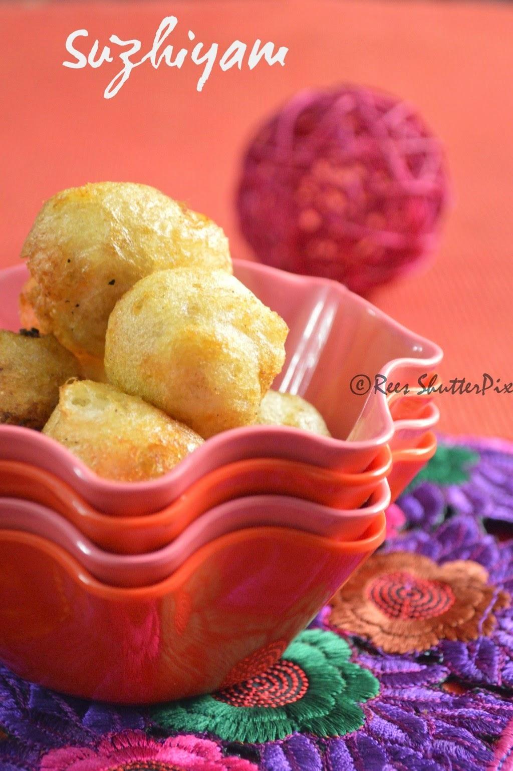 suzhiyam recipe, easy suzhiyam recipe, how to make suzhiyam at home, suzhiyan recipe, easy suzhiyan recipe, chettinad seeyam recipe, seeyam recipe, easy seeyam recipe, how to make seeyam at home, chettinad sweet seeyam recipe, diwali sweets recipe, festival sweets