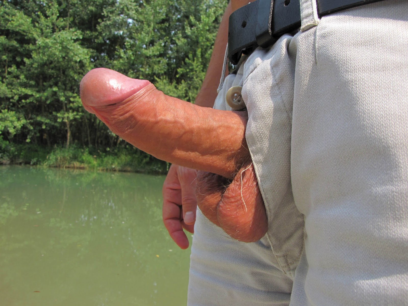 8 inch girth cock