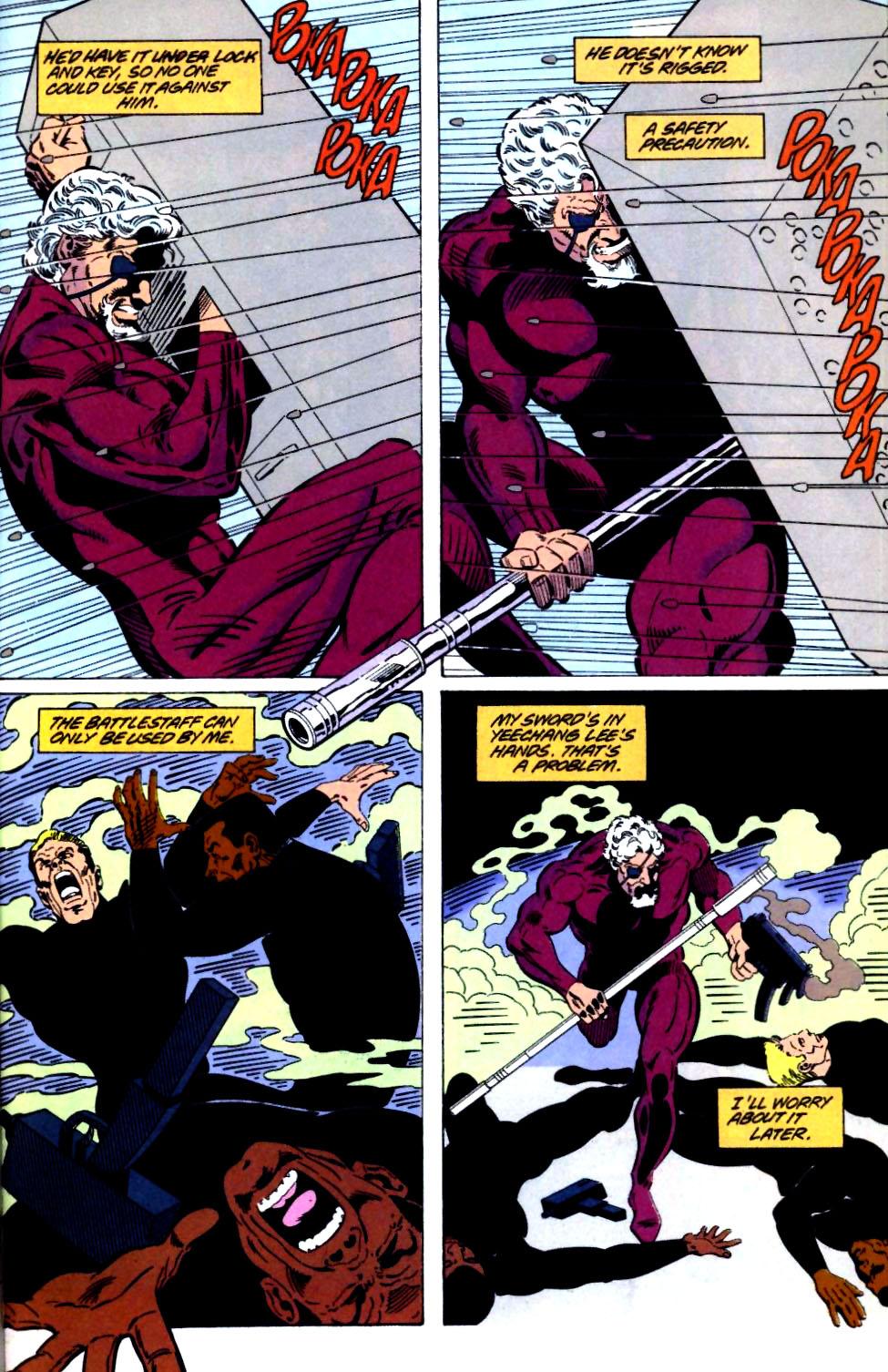 Deathstroke (1991) Issue #25 #30 - English 14