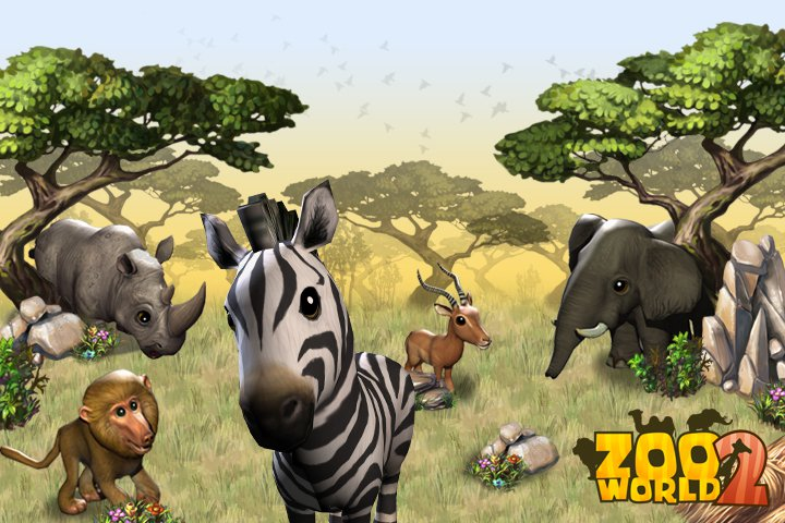 Juego Zoo World 2 de Tuenti