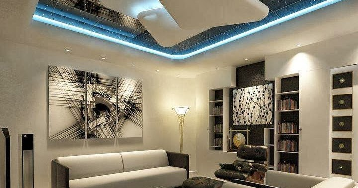 Modern False Ceiling Designs Living Room Interior Kitchen Decorating Trends