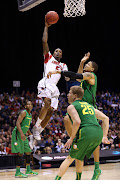 Kevin Ware is a college basketball player who recently broke his right leg .