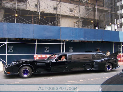 Batmobile Limousine Seen On www.coolpicturegallery.us